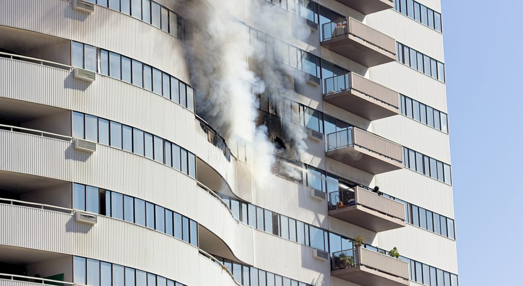 Condominio: il nuovo obbligo di gestire l'emergenza in caso d'incendio
