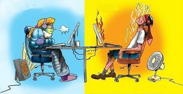 Come valutare il rischio microclima nei luoghi di lavoro